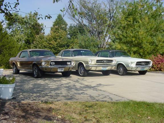 Another mmarsalone 1967 Ford Mustang post... - 3493264