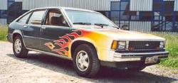 ZXFanatic 1985 Chevrolet Citation
