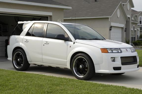 Saturn VUE Red Line Sport Utility 4D Page 2  View all Saturn VUE
