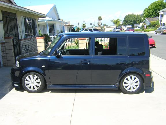 leibrock2004 2005 scion xb specs photos modification. Black Bedroom Furniture Sets. Home Design Ideas