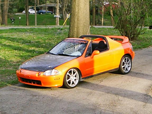 importdreams95 1995 honda del sol specs photos. Black Bedroom Furniture Sets. Home Design Ideas