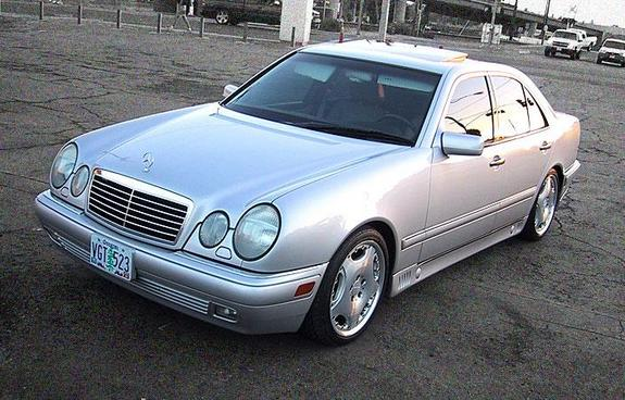 Outofmyway 39 s 1997 mercedes benz e class in bay area ca for 1997 mercedes benz e class