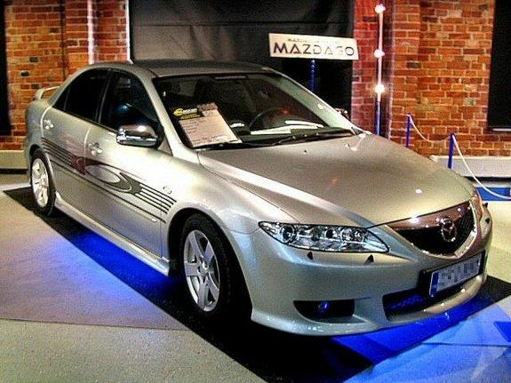 Another kromi 2003 Mazda MAZDA6 post... - 3500025