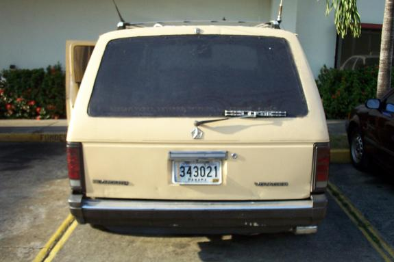 Another kiamotorsport 1985 Plymouth Voyager post... - 3501169