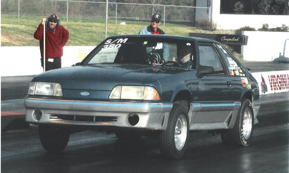 Another roundmanracing 1988 Ford Mustang post... - 3502995