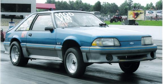 Another roundmanracing 1988 Ford Mustang post... - 3502997