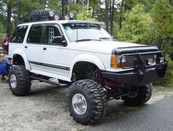dumpsterdivers 1994 Ford Explorer