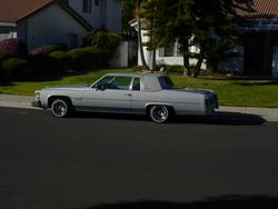 juicemastairs 1982 Cadillac DeVille