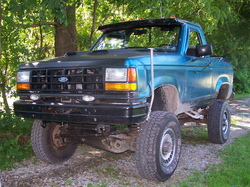 hifooys 1989 Ford Bronco II