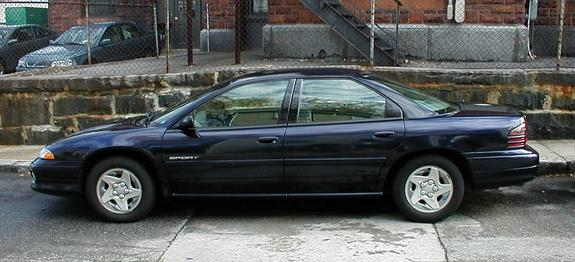 Large on 1997 Dodge Intrepid Sport