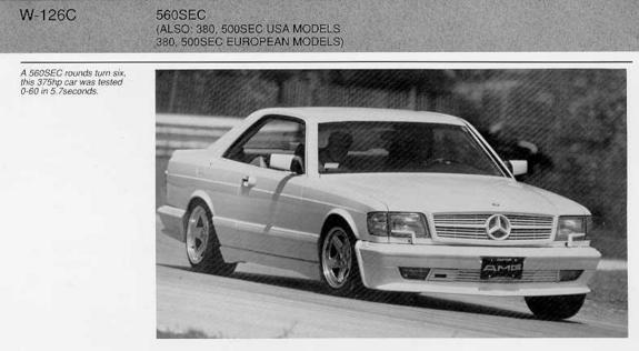 Another wideamg 1984 Mercedes-Benz S-Class post... - 3509332
