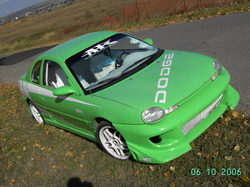 greenmonsterneon 1996 Dodge Neon