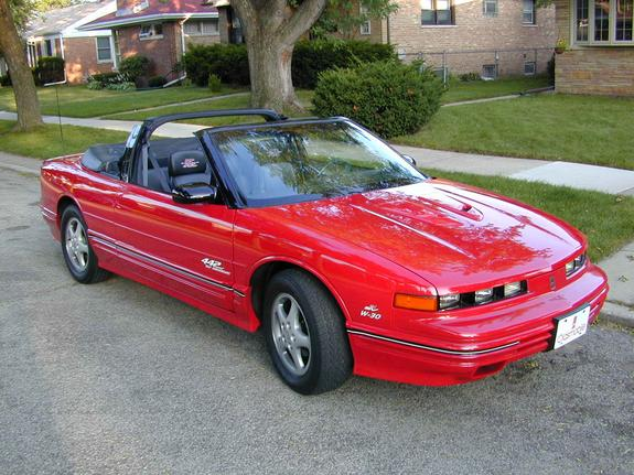 Another Vader442 1994 Oldsmobile 442 post... - 3516580