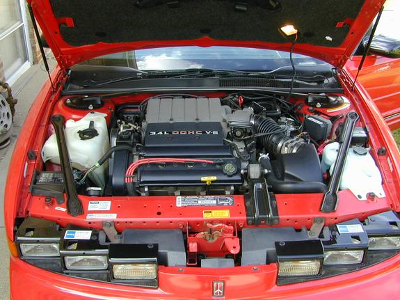 Another Vader442 1994 Oldsmobile 442 post... - 3516583