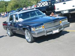 99GAon18s 1979 Cadillac DeVille