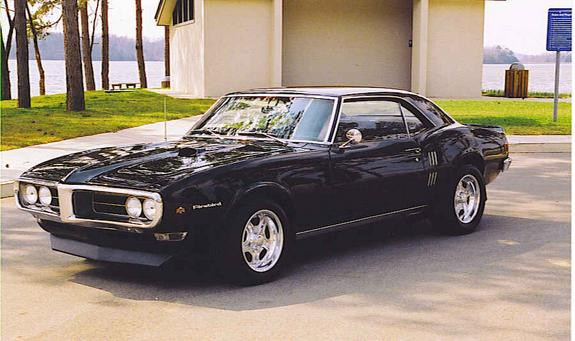 Another 1968blackbird 1968 Pontiac Firebird post... - 3520497