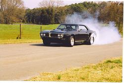 1968blackbirds 1968 Pontiac Firebird