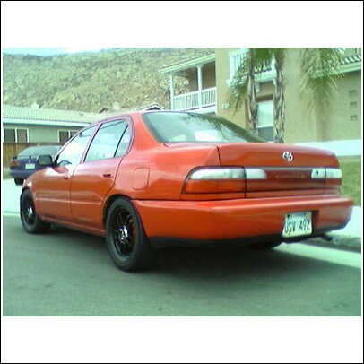 Another jdm913rolla 1994 Toyota Corolla post... - 3521846