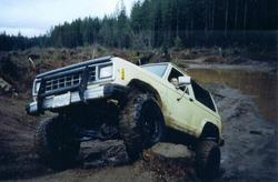 TheNightKrawler 1985 Ford Bronco II