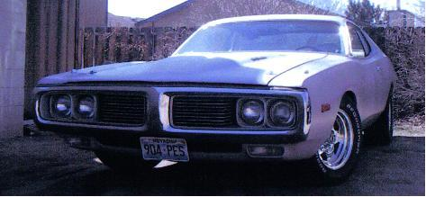 charger360ci 1974 Dodge Charger