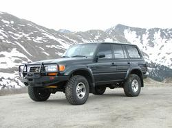 birfields 1993 Toyota Land Cruiser