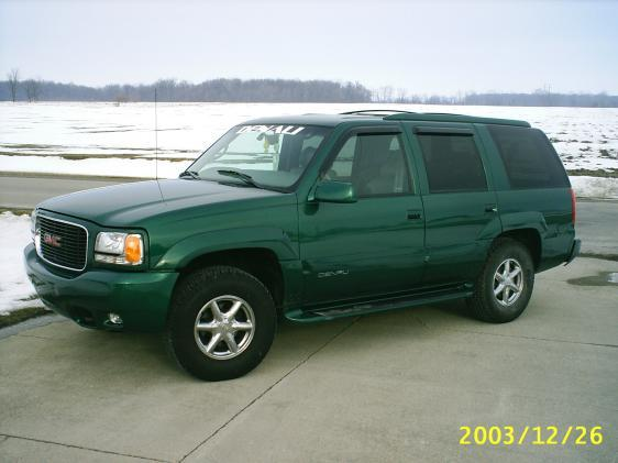 Jay2fast4u 1999 Gmc Yukon Specs Photos Modification Info