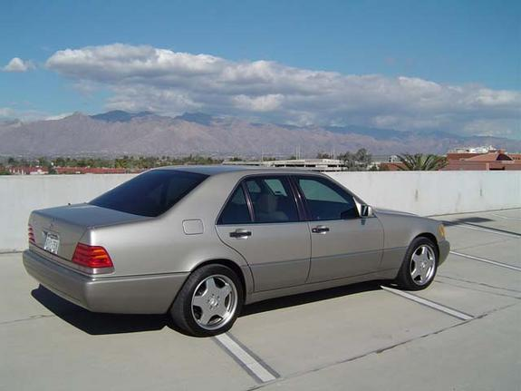 Another S32AMG 1993 Mercedes-Benz S-Class post... - 3525550