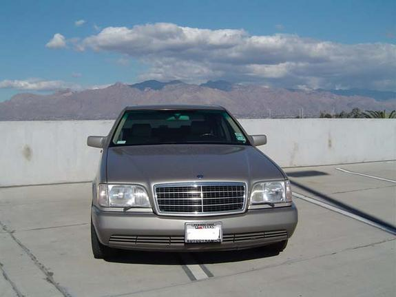Another S32AMG 1993 Mercedes-Benz S-Class post... - 3525551