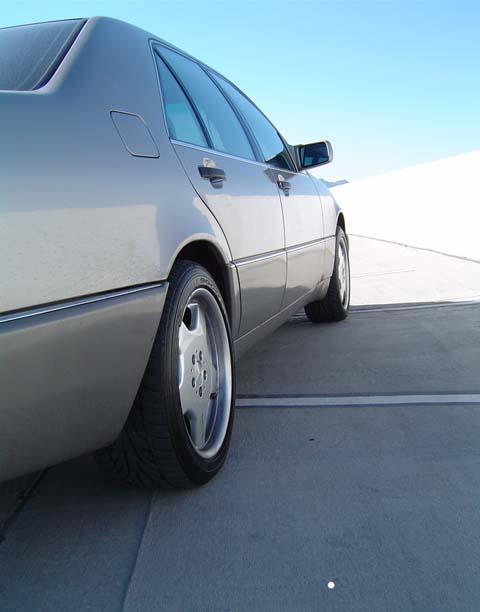 Another S32AMG 1993 Mercedes-Benz S-Class post... - 3525552