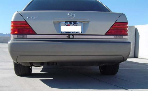 Another S32AMG 1993 Mercedes-Benz S-Class post... - 3525554