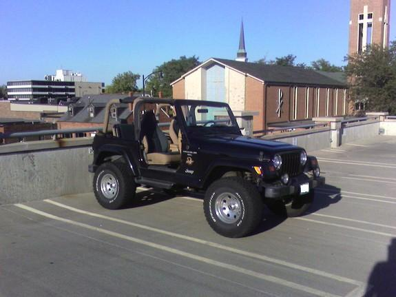 xljeep 1999 jeep wrangler specs photos modification info at cardomain. Black Bedroom Furniture Sets. Home Design Ideas