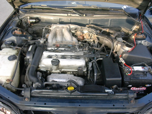 Another midnightmach 1992 Toyota Camry post... - 3528599