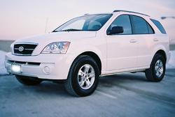 kdmspecs 2003 Kia Sorento