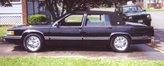 robbydeville 1992 cadillac deville specs photos. Black Bedroom Furniture Sets. Home Design Ideas