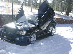 BlaccAccs 2002 Hyundai Accent
