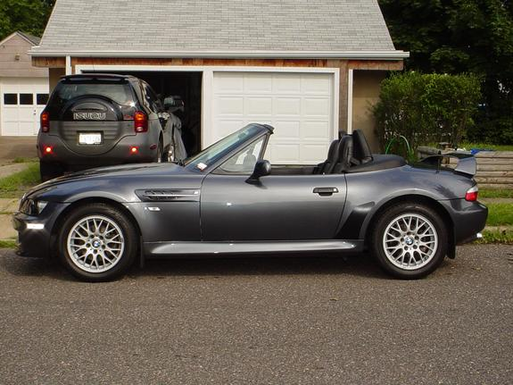 Kc10boomer 2000 Bmw Z3 Specs Photos Modification Info At