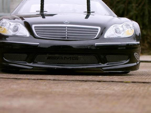 Another Mean_Benz_AMG 2003 Mercedes-Benz S-Class post... - 3534965