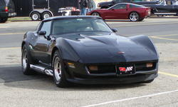 mooneyd 1982 Chevrolet Corvette