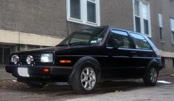 powbows 1986 Volkswagen Golf