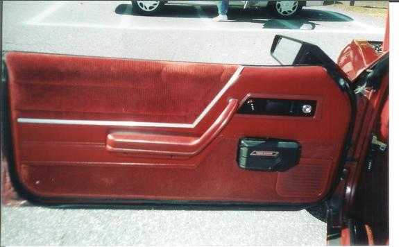 Another littlerenegade 1985 Plymouth Turismo post... - 3540081