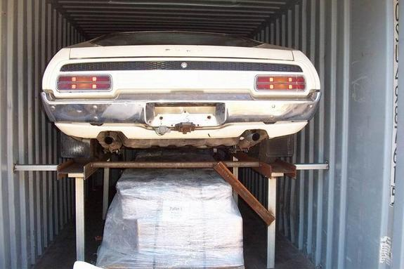 Polarwhite73XB 1973 Ford Falcon 3540375
