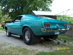 Ididit-1s 1969 Ford Mustang