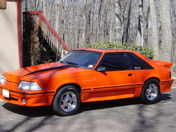 Orange85fiveo 1985 Ford Mustang Specs Photos