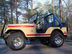 carlejoyce 1974 Jeep CJ5