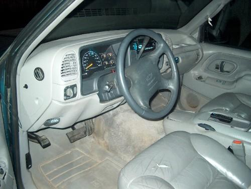 Used Chevy Tahoe >> Z3NaB1 1996 Chevrolet Tahoe Specs, Photos, Modification Info at CarDomain