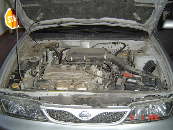 Another 248169 1998 Nissan Almera post... - 3549193