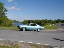 Ranpars 1969 Plymouth Barracuda