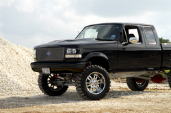 SupaDupaFlyPlayas 1992 Ford F150 Regular Cab