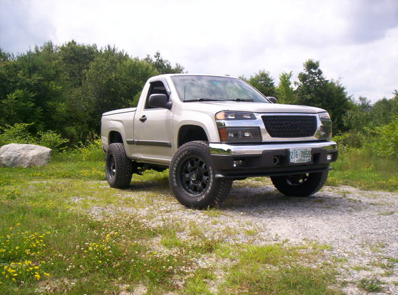lkout4trucks's 2005 GMC Canyon Regular Cab