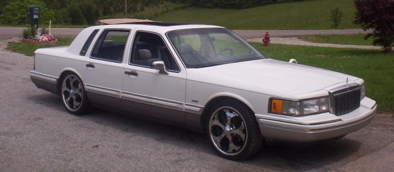 Another Pimpalincoln 1992 Lincoln Town Car Post 1879754 By